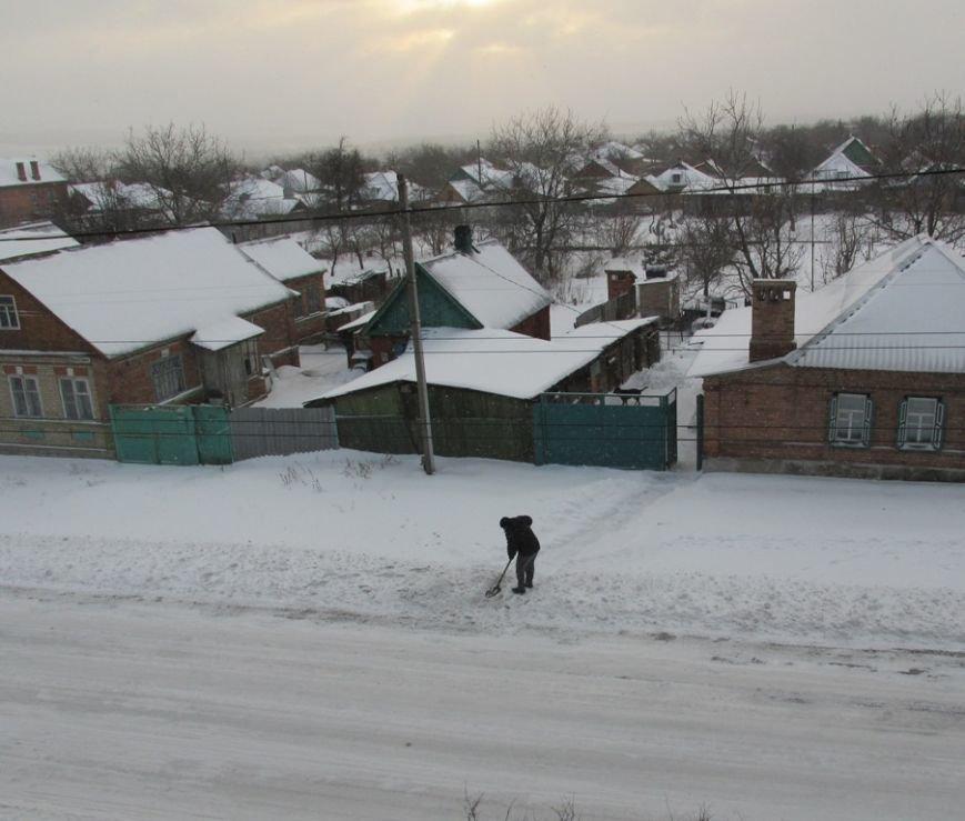 Артемовск замело! ФОТОФАКТ, фото-6
