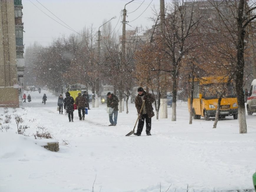 Артемовск замело! ФОТОФАКТ, фото-1