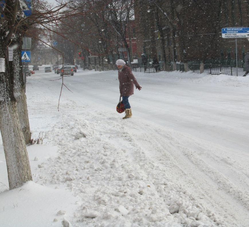 Артемовск замело! ФОТОФАКТ, фото-2