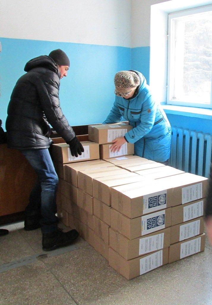 5 января внутренним переселенцам в Артемовске, Соледаре и Часов Яре будут выдавать продуктовые наборы от ООН, фото-2