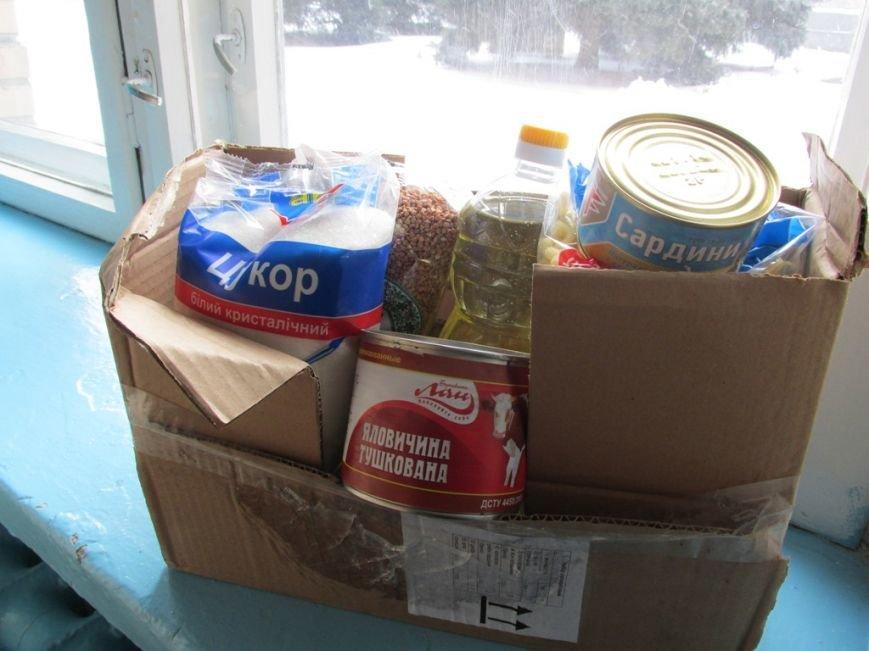 5 января внутренним переселенцам в Артемовске, Соледаре и Часов Яре будут выдавать продуктовые наборы от ООН, фото-1
