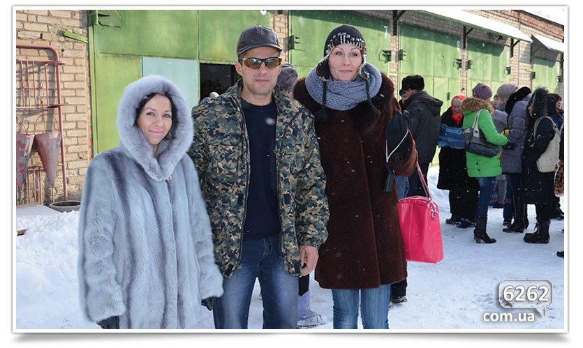 Переселенцы в Славянске получают помощь из Закарпатья. (фото) - фото 3
