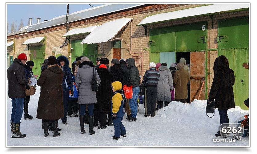 Переселенцы в Славянске получают помощь из Закарпатья. (фото) - фото 1