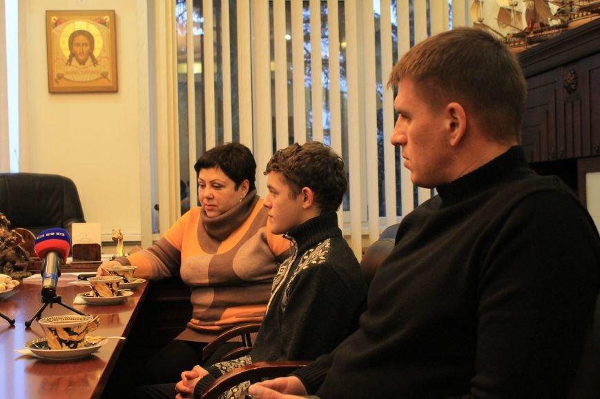 Юрий Тернавский: «Мы должны возродить мариупольский спорт» (фото) - фото 1