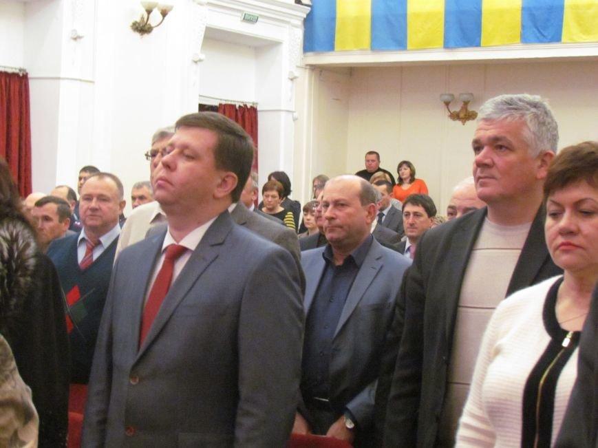 По следам Верховной Рады в Мариуполе приняли «сырой» бюджет на 2015 год (ФОТО), фото-1