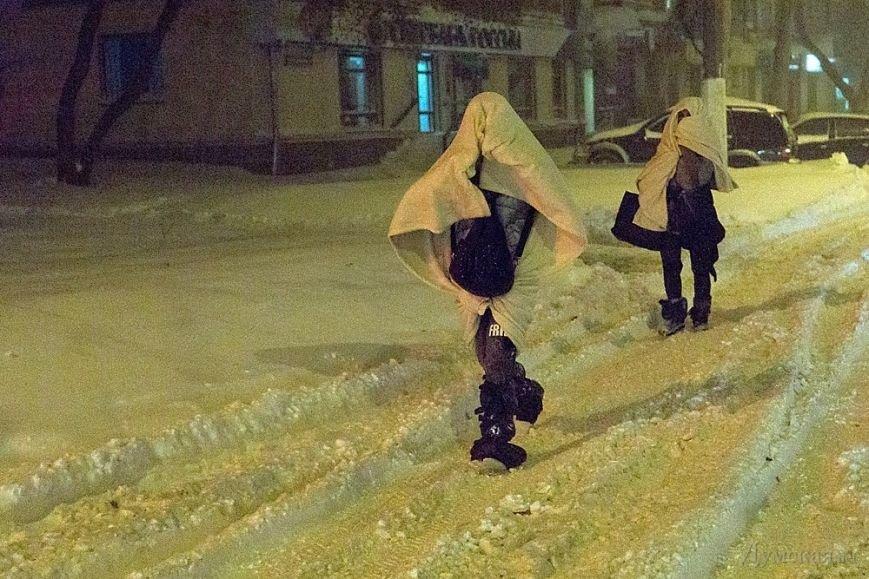 Как справиться со снегом и получить удовольствие: ноу-хау настоящего одессита (ФОТО, ВИДЕО) (фото) - фото 2