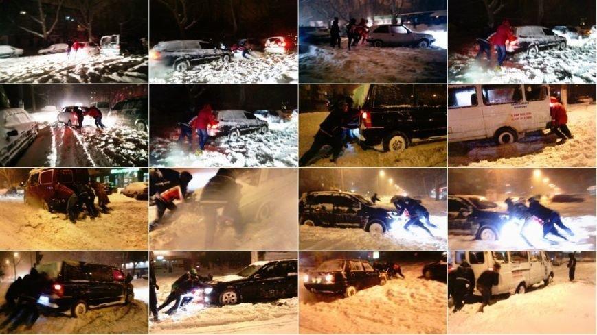 Как справиться со снегом и получить удовольствие: ноу-хау настоящего одессита (ФОТО, ВИДЕО) (фото) - фото 5