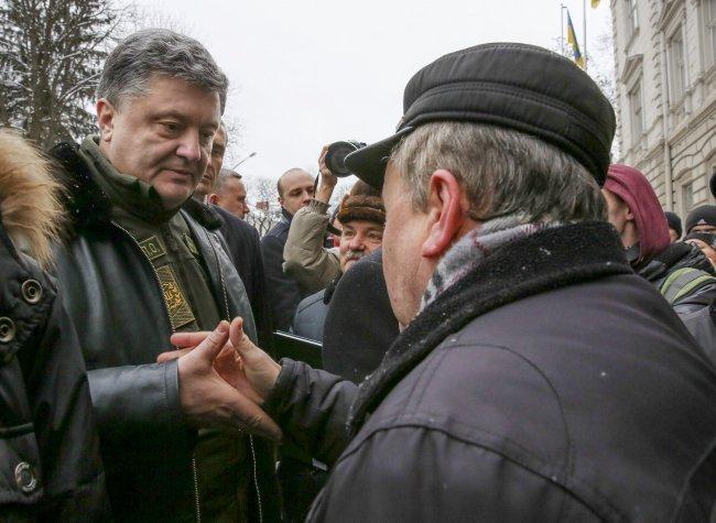 Порошенко у Львові (ФОТОРЕПОРТАЖ) (фото) - фото 1