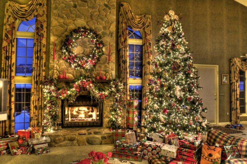 З Новорічними та Різдвяними святами, шановні Закарпатці! (фото) - фото 1