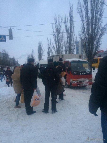 В Одессе появились хлебные спекулянты (ФОТО) (фото) - фото 1