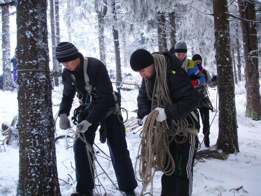 Рівненські лижники підготувалися до Кубку України (фото) - фото 1