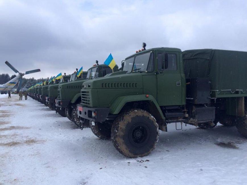 Новогодний подарок Украинской армии: теперь нам есть чем защищаться (ФОТО) (фото) - фото 1