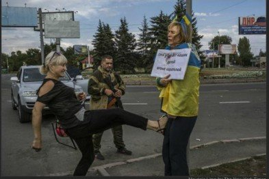Невыносимая хрупкость бытия - Донецк мгновения 2014-го (ФОТО), фото-36