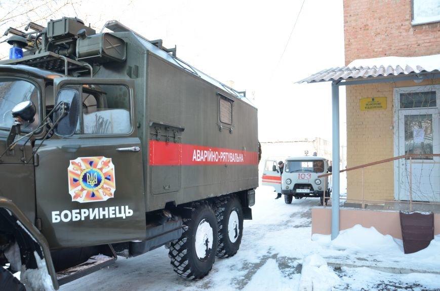 На Кіровоградщині рятувальники доправили лікаря до жительки села, у якої почалися пологи (фото), фото-3