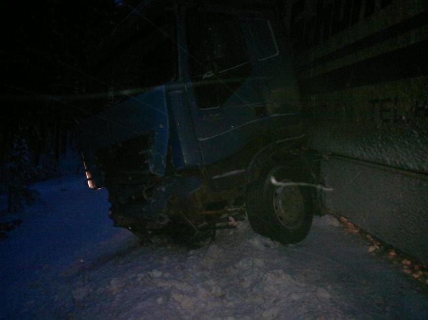 В последнюю ночь 2014 года в Ульяновской области случилась страшная авария (фото) - фото 1