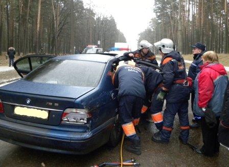 В Чернигове произошло ужасное ДТП, фото-2