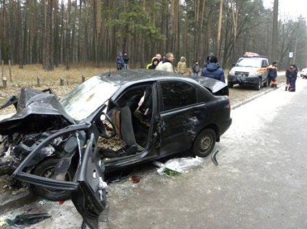 В Чернигове произошло ужасное ДТП, фото-4
