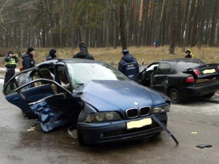 В Чернигове произошло ужасное ДТП, фото-1
