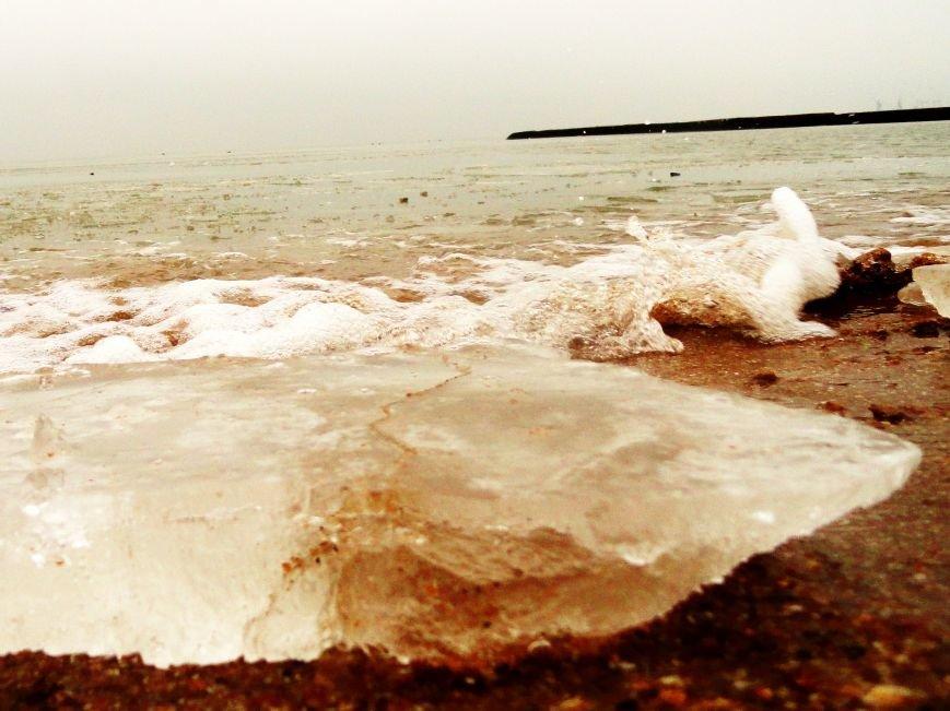 Фотопятница «Новогоднее море» (фото) - фото 1