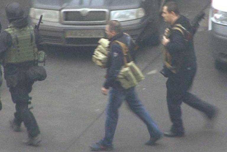 В Интернете появились фотографии снайперов, которые расстреливали Майдан (фото) - фото 1