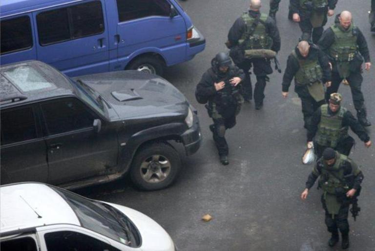 В Интернете появились фотографии снайперов, которые расстреливали Майдан (фото) - фото 2