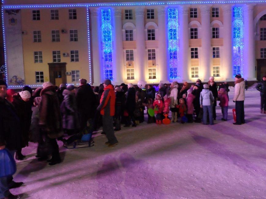 Праздник на площади Ленина, фото-1