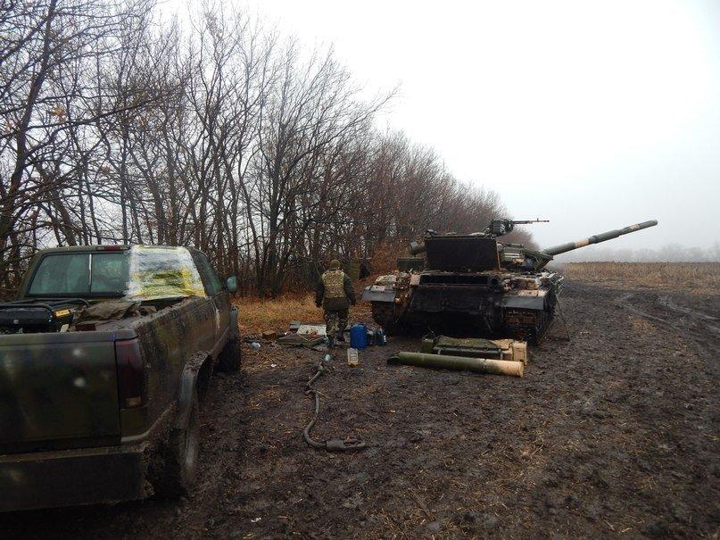Бойцы «Азова» рассказали подробности боя под Мариуполем (ФОТО) (фото) - фото 1