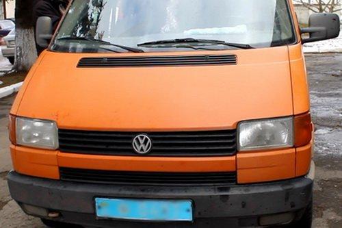 Тернопільським бійцям Нацгвардії священики подарували мікроавтобус (фото) (фото) - фото 2