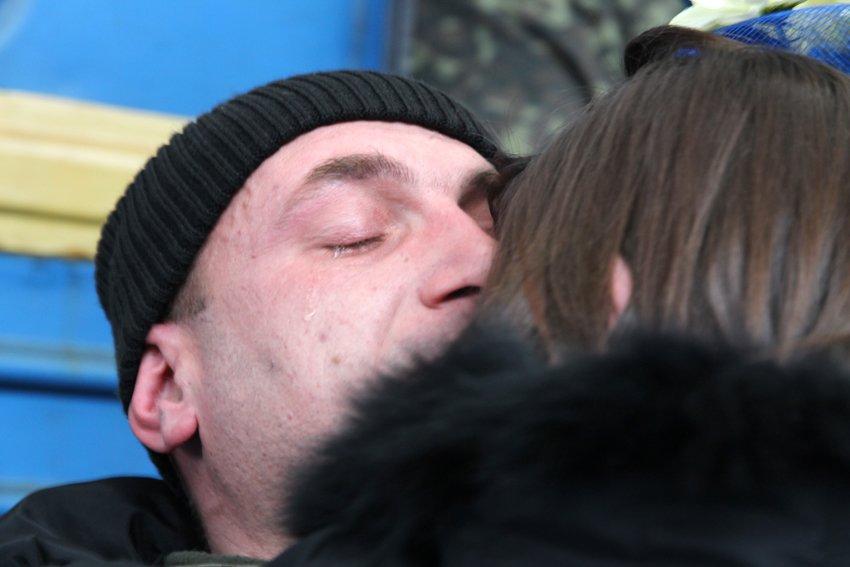 Сьогодні до Львова приїхали 350 Героїв АТО (ФОТОРЕПОРТАЖ) (фото) - фото 8