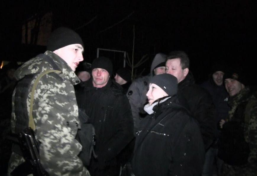 Тернопільські бійці Нацгвардії поїхали в зону АТО (фото) (фото) - фото 3