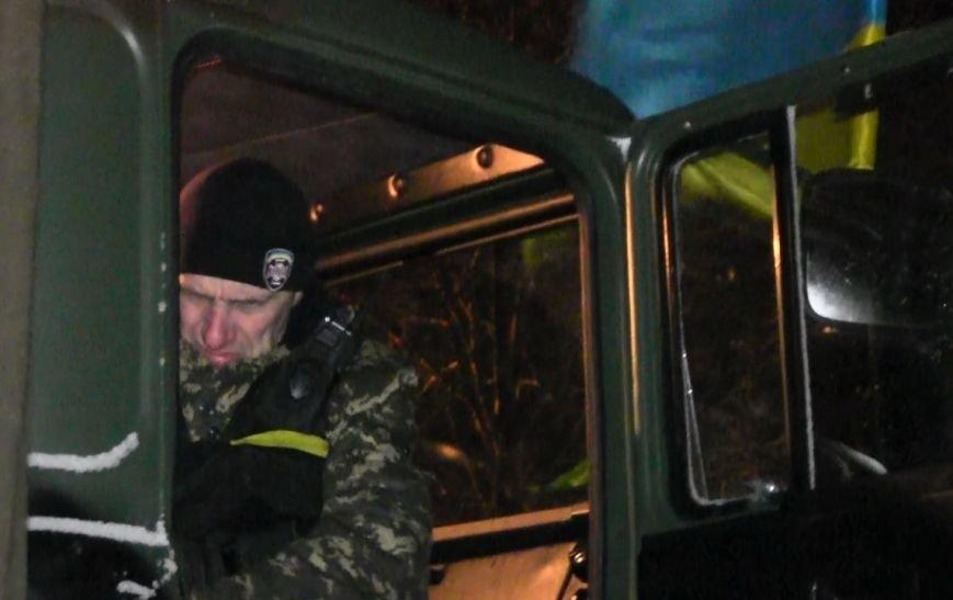 Тернопільські бійці Нацгвардії поїхали в зону АТО (фото) (фото) - фото 2