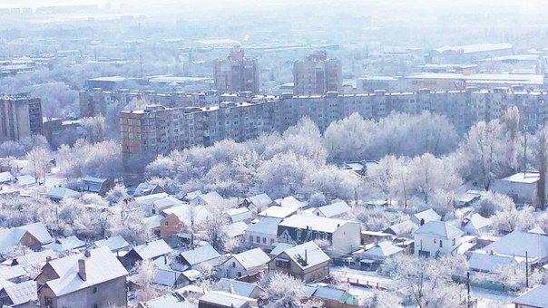 Симферопольцы в соцсетях делятся живописными снимками заснеженного города (ФОТО), фото-11