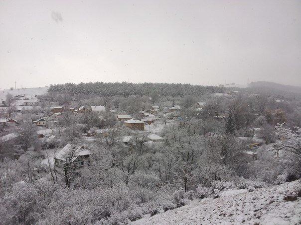 Симферопольцы в соцсетях делятся живописными снимками заснеженного города (ФОТО) (фото) - фото 25