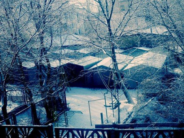 Симферопольцы в соцсетях делятся живописными снимками заснеженного города (ФОТО) (фото) - фото 5