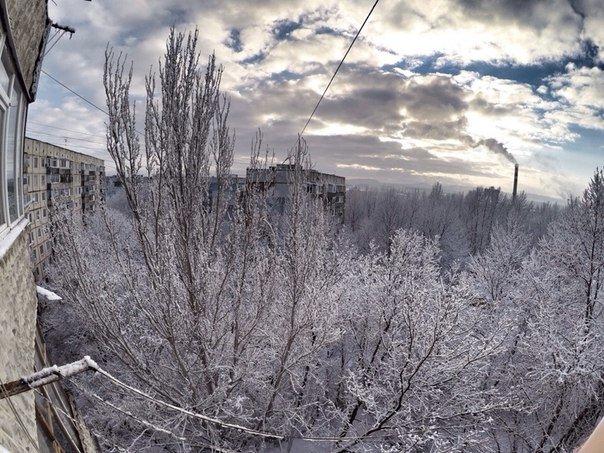 Симферопольцы в соцсетях делятся живописными снимками заснеженного города (ФОТО) (фото) - фото 10