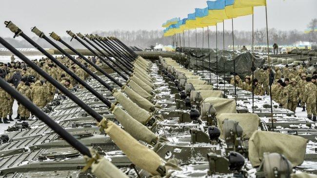 Украинской армии была передана очередная партия вооружения (ФОТО) (фото) - фото 1