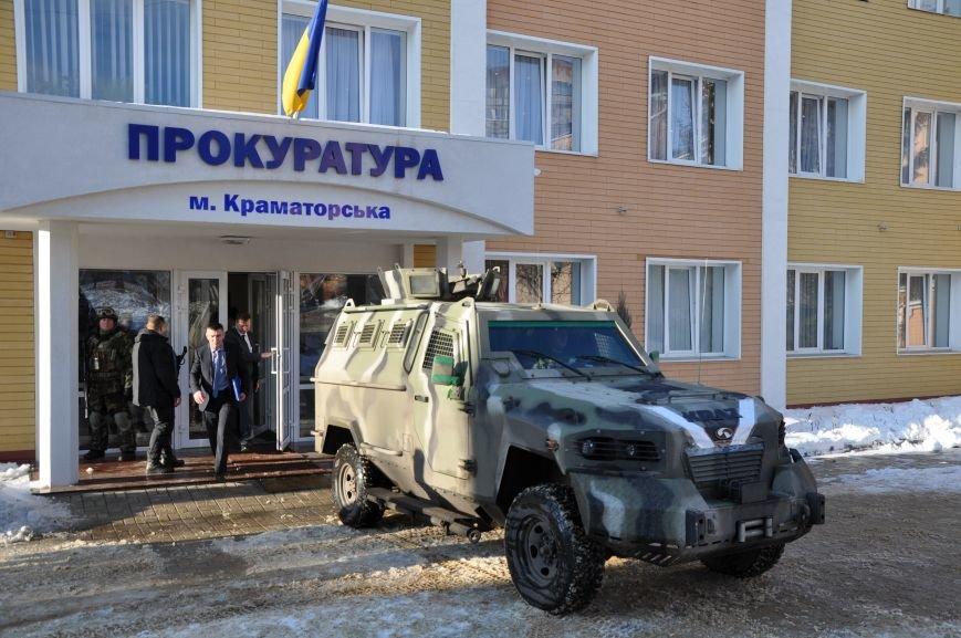 Краматорск посетил генеральный прокурор Украины Виталий Ярема (ДОБАВЛЕНО ВИДЕО), фото-1