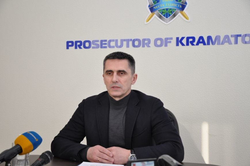 Краматорск посетил генеральный прокурор Украины Виталий Ярема (ДОБАВЛЕНО ВИДЕО), фото-4