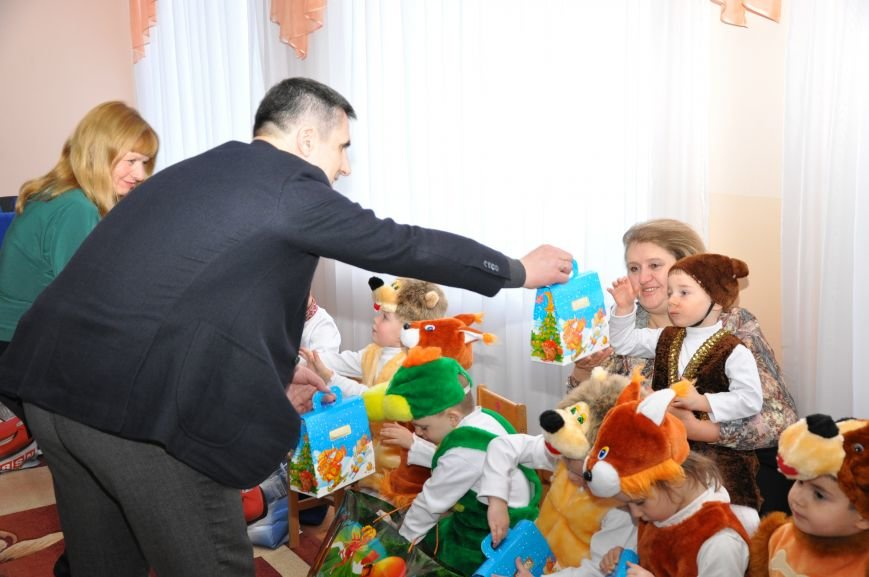 Гепрокурор Виталий Ярема побывал в краматорской «Рощице» (ФОТО+ВИДЕО), фото-1