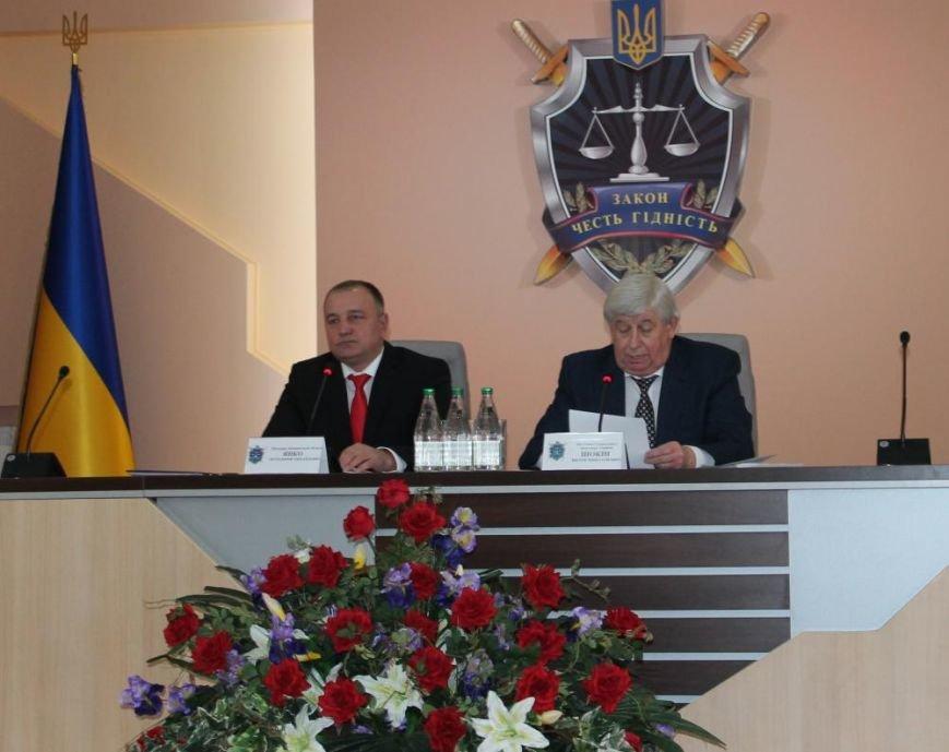 На Закарпатті призначено нового прокурора області (ФОТО) (фото) - фото 3