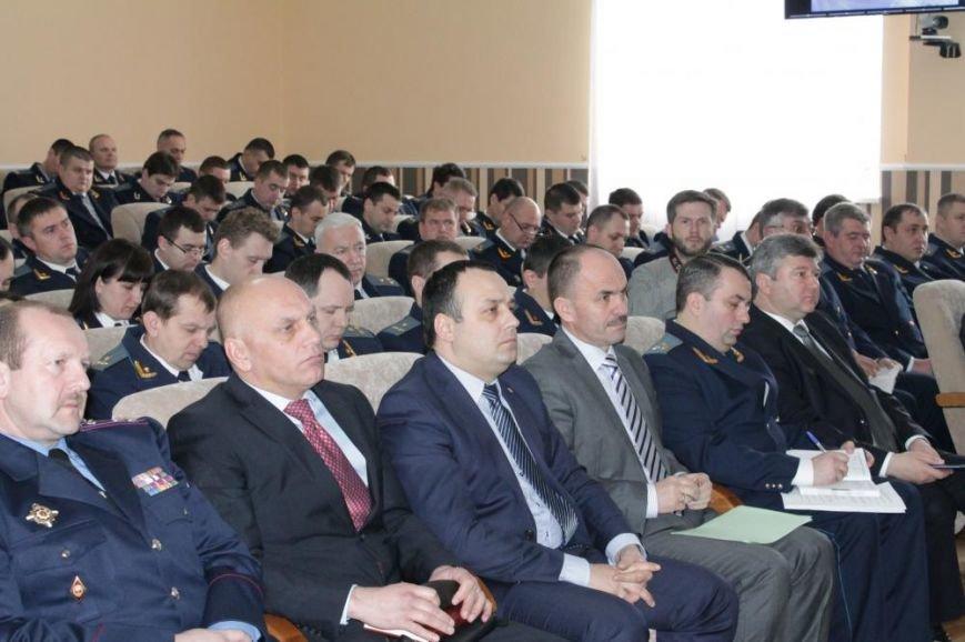 На Закарпатті призначено нового прокурора області (ФОТО) (фото) - фото 1