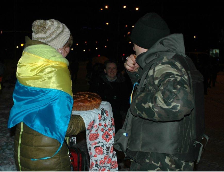 ФОТОРЕПОРТАЖ: В Запорожье встретили бойцов Нацгвардии с блокпостов в зоне АТО, фото-7