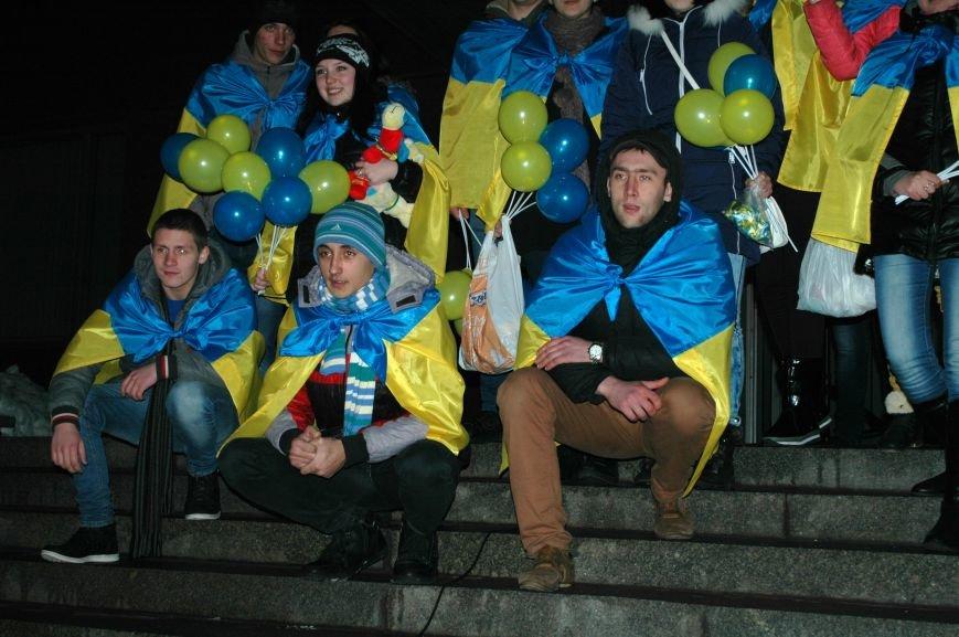 ФОТОРЕПОРТАЖ: В Запорожье встретили бойцов Нацгвардии с блокпостов в зоне АТО, фото-9