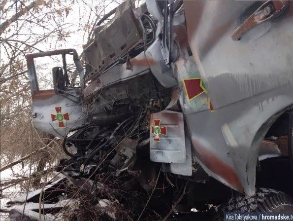 13 украинских бойцов погибли в результате ДТП (Дополнено ФОТО+СПИСОК) (фото) - фото 3