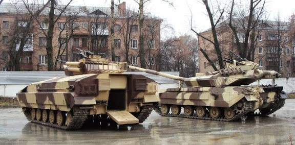 «Харьковский бронетанковый завод» выпустил БМП, которая выдерживает прямое попадание из гранатомета (ФОТО), фото-1