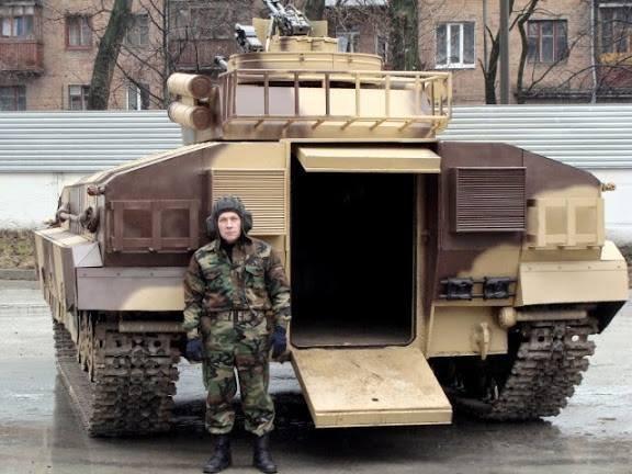 «Харьковский бронетанковый завод» выпустил БМП, которая выдерживает прямое попадание из гранатомета (ФОТО), фото-3