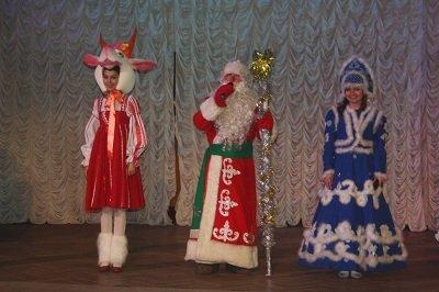 В Макеевке состоялся праздничный концерт для детей-инвалидов (фото) - фото 2