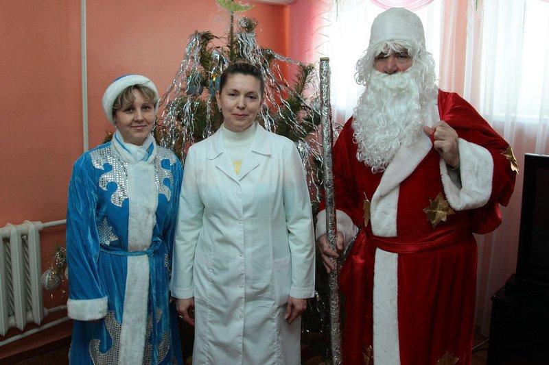 Воспитанники еще одного интерната получили ответ на письмо Деду Морозу (фото) - фото 5