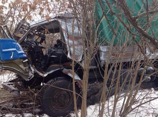 В ДТП у зоні АТО загинули двоє львів'ян (фоторепортаж з місця аварії) (фото) - фото 3