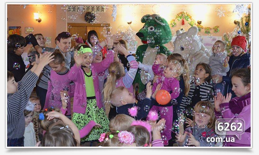 В Славянске устроили праздник для самых маленьких переселенцев. (фото) - фото 6